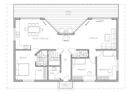 Extremely Creative Home Plans Cost 3 House With To Build Small ...