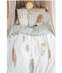 Dream Catcher Crib Bedding Set Köp Crib Bedding Set Dream Catcher hos Elodie Details 6