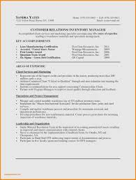 Warehouse Worker Resume Skills Payment Format