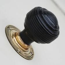 Backyards : Brass Door Knobs Handles Antique Large Regency Style ...