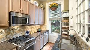 back to best galley kitchen designs