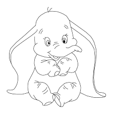 Dumbo Coloring Pages Lovely 5 Printable Disney Dumbo Characters