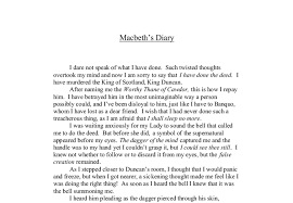 essay introduction examples macbeth dissertation methodology  finding a checked literary essay sample about macbeth