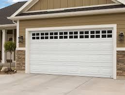 white garage door with windows magnificent moraethnic decorating ideas 0