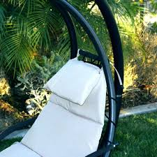swinging lounge chair hanging garden furniture hanging porch chairs patio ideas swinging outside chaise lounge chair