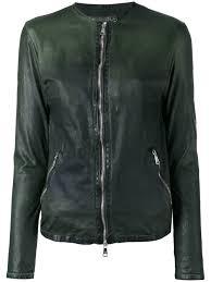 giorgio brato zipped biker jacket agave women clothing giorgio brato sneakers uk