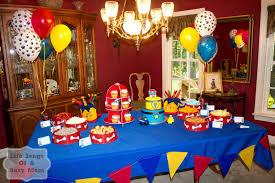 Dog Birthday Decorations Life Songs Of A Busy Mom Paw Patrol Birthday Party Paw Patrol