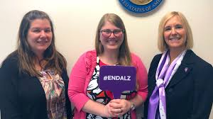 """AlzIllinois Advocacy on Twitter: """"With #MothersDay and #FathersDay around  the corner, #Alzheimers hits home for many of our #AlzIllinois advocates.  Thanks to Sarah Shadnia from @RepSchneider's office for meeting with us  yesterday"""