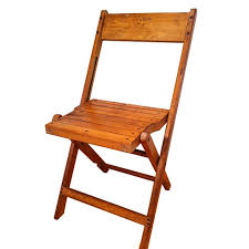 wooden folding chairs for