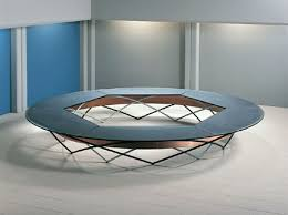 arch large round conference table