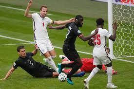 إنجلترا وألمانيا: مباشر لحظة بلحظة