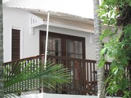 The Reef Retreat Palm Cove: Outside balcony