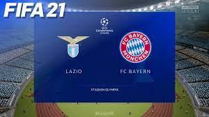 FIFA 21 - Lazio Roma vs. FC Bayern München
