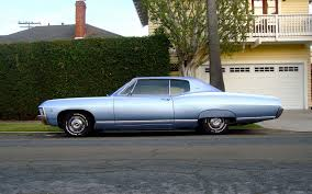 THE STREET PEEP: 1967 Chevrolet Caprice Coupe