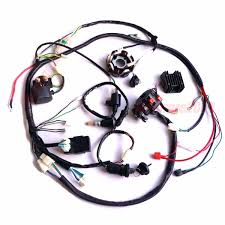 gy6 125 150cc wiring harness buggy scooter atv wire loom gy6 125 150cc wiring harness buggy scooter atv wire loom carburetor air filter