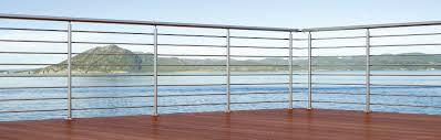 Barandillas De Escaleras Modernas Barandales De Acero Inoxidable Barandillas De Aluminio Para Exterior