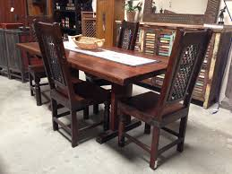 Retro Extending Dining Table Antique Style Dining Table And Chairs Country Black Dining Room