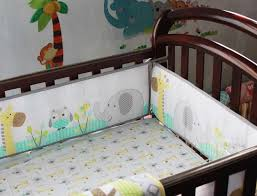 8 pc crib infant room kids baby bedroom set nursery bedding blue grey elephant cot bedding