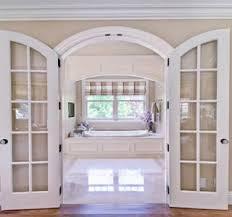 Selma NC Custom Wood Door Arches & Archway Kits