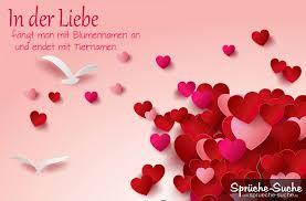 Liebe Sprueche Blumen Und Tiernamenjpg Valentins Tag