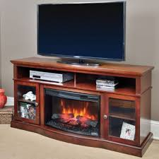 decoration big lots tv stand with fireplace incredible 72 inch cherry media tv and lit