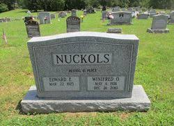 Winifred Ratliff Nuckols (1924-2010) - Find A Grave Memorial