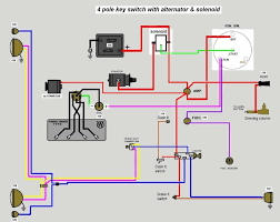 12 volt starter solenoid wiring diagram gm 12v wiring diagram the cj2a page forums page 1