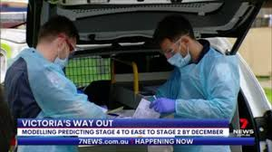 While professor sutton said we can't rule anything out, he quickly clarified his comments. New Economic Modelling About Coronavirus In Victoria Shows What Restrictions Might Be In Place At Christmas 7news Com Au