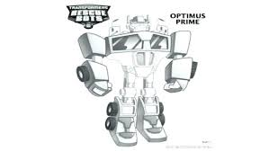 Coloring Page Transformers Rescue Bots Coloring Transformers Pages