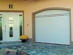 rollup garage doorRollup garage doors  aluminum  automatic  HAAS HOCO ITALIA