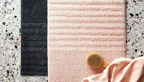 made of ultra soft absorbent and quick to dry microfiber the bath mats 60 inch runner