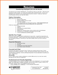 Best Resume Format To Get Hired Awesome How To Make Resume For Job