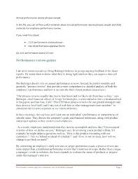 Staff Evaluation Form Template Employee Performance Sample Self
