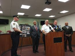 dozens arrested in massive drug sweep in delaware county cbs philly septa police chief thomas nestel state senator anthony williams darby boro chief robert smythe