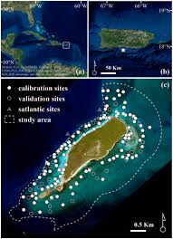 Characterization And Distribution Of Seagrass Habitats In A