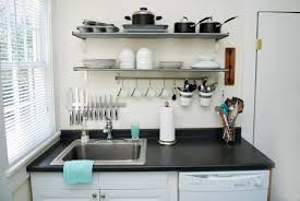 how to make a small kitchen work better