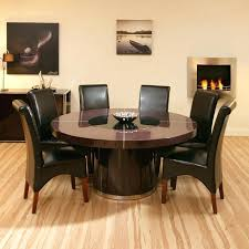 set round extending table with 6 folding chair style designs ideas inside round dining table for dining tables astonishing 6 seat round