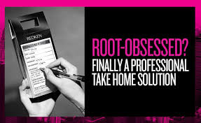 Root Fusion Personalized Root Touch Up Haircolor Redken