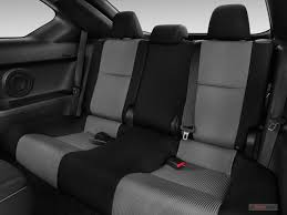 2016 scion tc rear seat