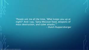 Security Quotes Enchanting Quotes About Cyber Security