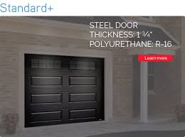 modern insulated garage doors. Modren Insulated STANDARD GARAGE DOOR Inside Modern Insulated Garage Doors W
