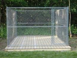 outdoor kennel flooring home design ideas and pictures