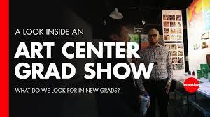 Art Center College Of Design Grad Show Design Portfolio Examples Art Center Dezign Ark Beta