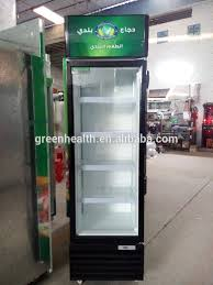 Stand Up Display Fridge Classy Used Glass Door Refrigerators Wholesale Glass Door Refrigerator