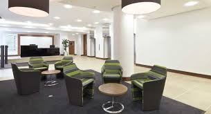 Check Out This Stunning Reception Area For Land Securities  S