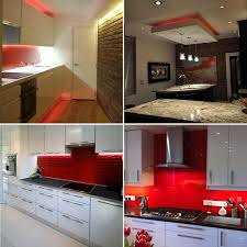 under cabinet kitchen led lighting. red under cabinet kitchen lighting plasma tv led strip sets led