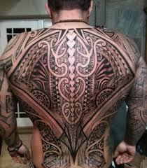Tatuaggio Maori La Manta Significato E Immagini