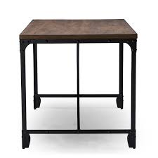 Beautiful Office Wood Desk Amazoncom Wholesale Interiors Baxton Studio Greyson Vintage Industrial To Decorating Ideas