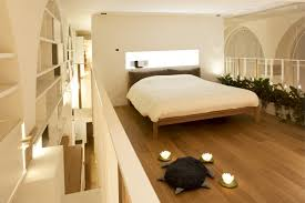 Mezzanine Bedroom T House In Milan By Takane Ezoe Modourbano Milan 2012