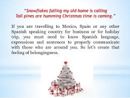 1.0 out of 5 stars 1. Learn Spanish Christmas Greetings And Words